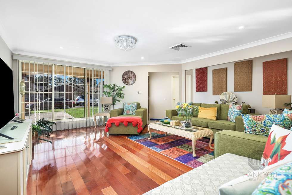 Second view of Homely house listing, 109 Summerfield Avenue, Quakers Hill NSW 2763