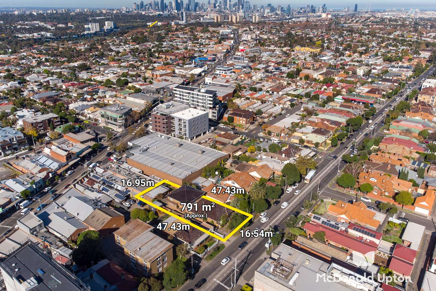 Main view of Homely house listing, 338 Ascot Vale Road, Moonee Ponds VIC 3039