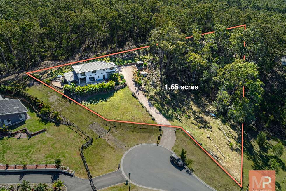 Fourth view of Homely house listing, 240-242 William Humphreys Drive, Mundoolun QLD 4285