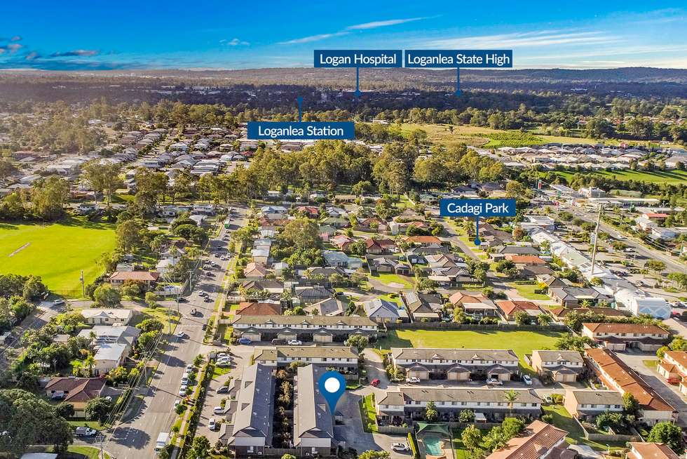 Third view of Homely townhouse listing, 17/23 Allora Street, Waterford West QLD 4133