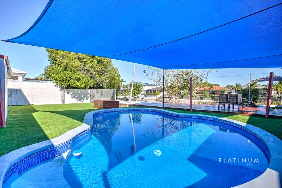 Second view of Homely house listing, 33 Beverley Crescent, Broadbeach Waters QLD 4218