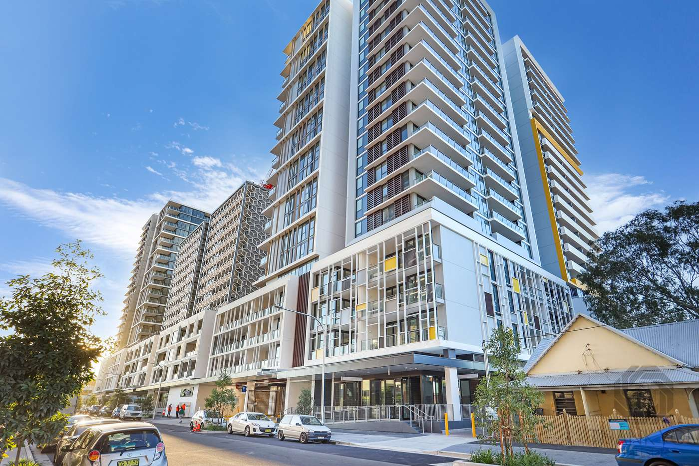 Main view of Homely apartment listing, A613/29 East Street, Granville NSW 2142
