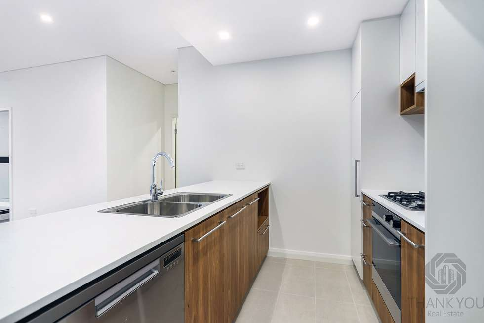 Second view of Homely apartment listing, A613/29 East Street, Granville NSW 2142