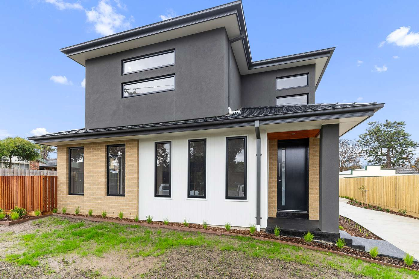 Main view of Homely townhouse listing, 1/22 David Street, Knoxfield VIC 3180