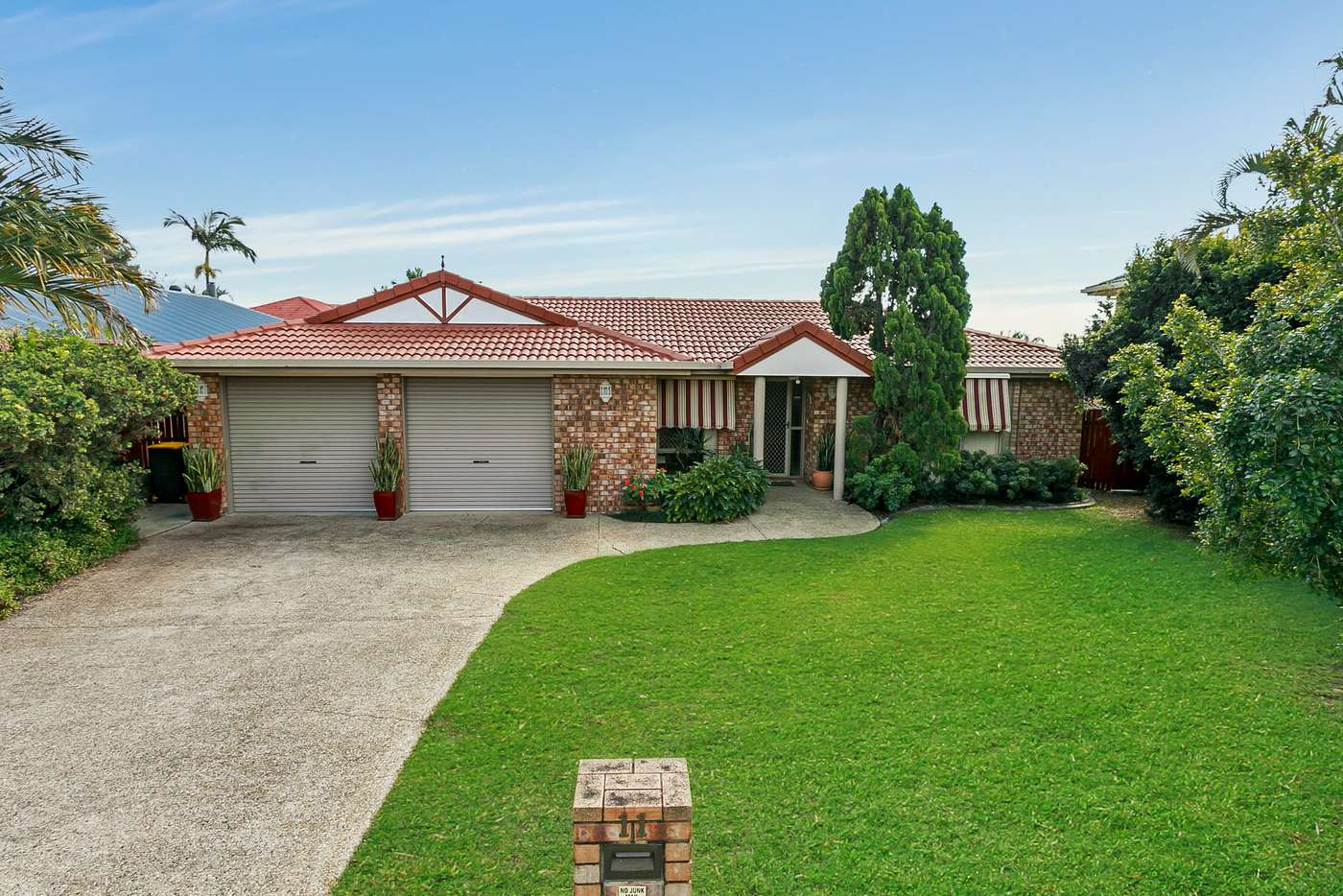 Main view of Homely house listing, 11 FENDI PLACE, Eight Mile Plains QLD 4113