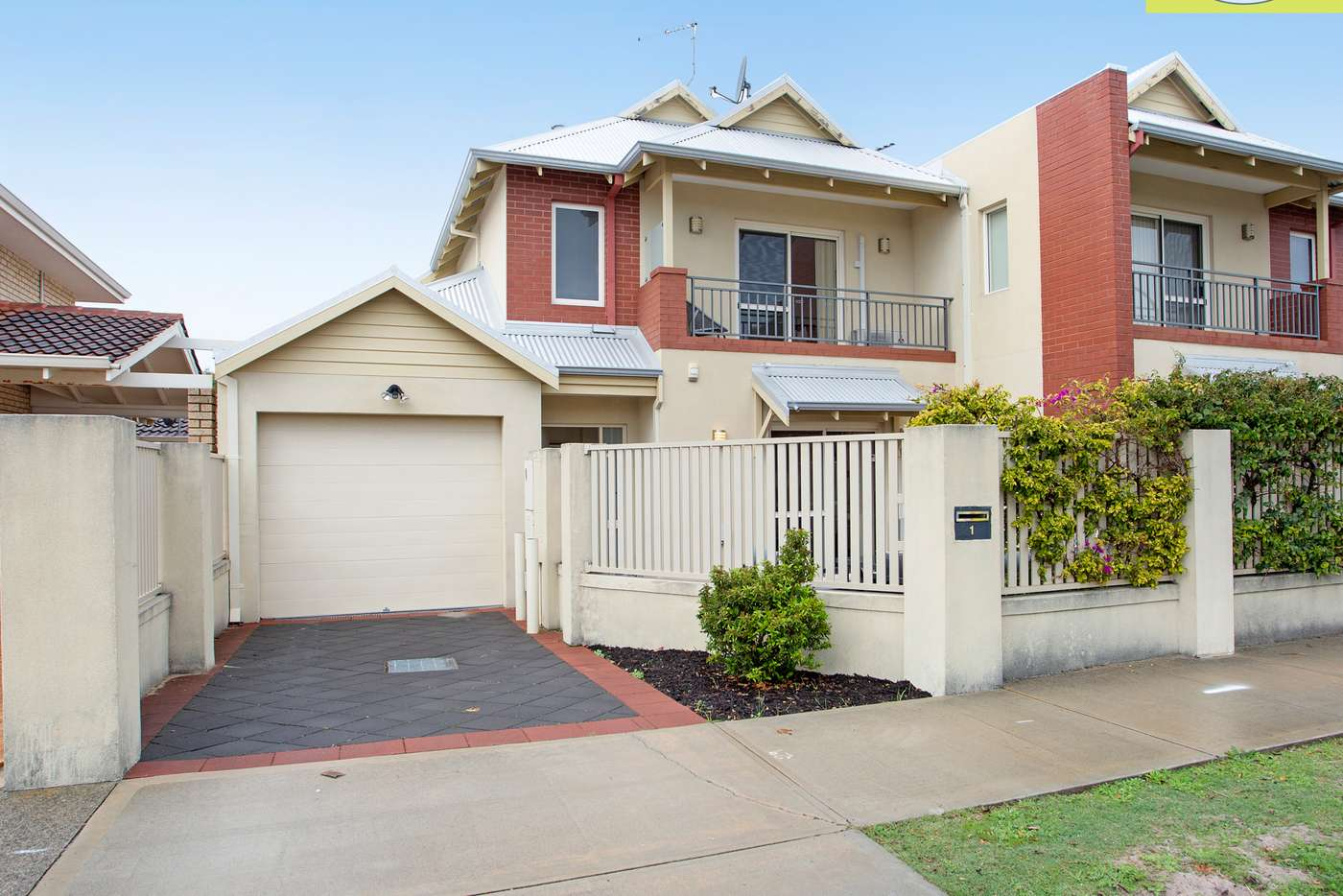 Main view of Homely house listing, 1/12 Mackie St, Victoria Park WA 6100
