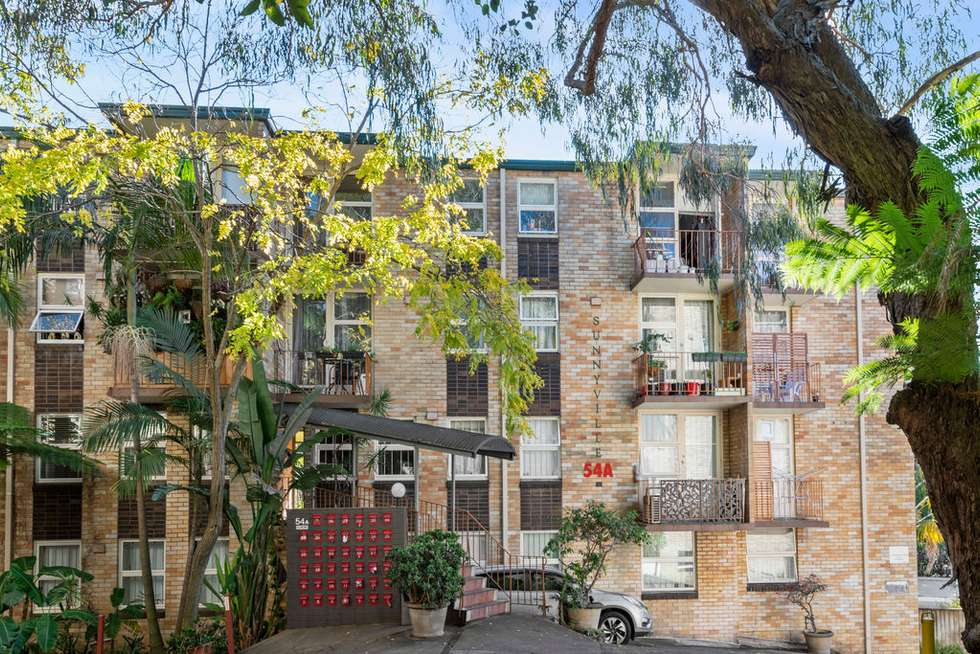 Fifth view of Homely studio listing, 15/54A Hopewell Street, Paddington NSW 2021