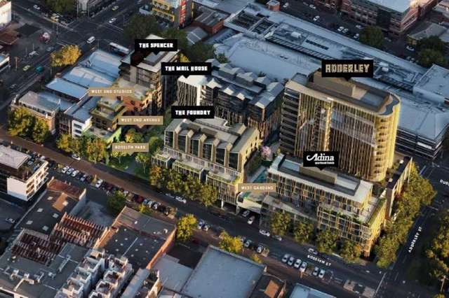West End at Rosslyn Street, West Melbourne VIC 3003