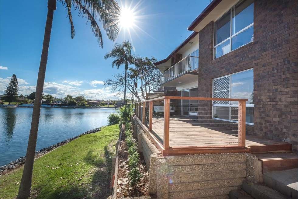 Second view of Homely unit listing, 1/14 ORVIETO AVENUE, Mermaid Waters QLD 4218