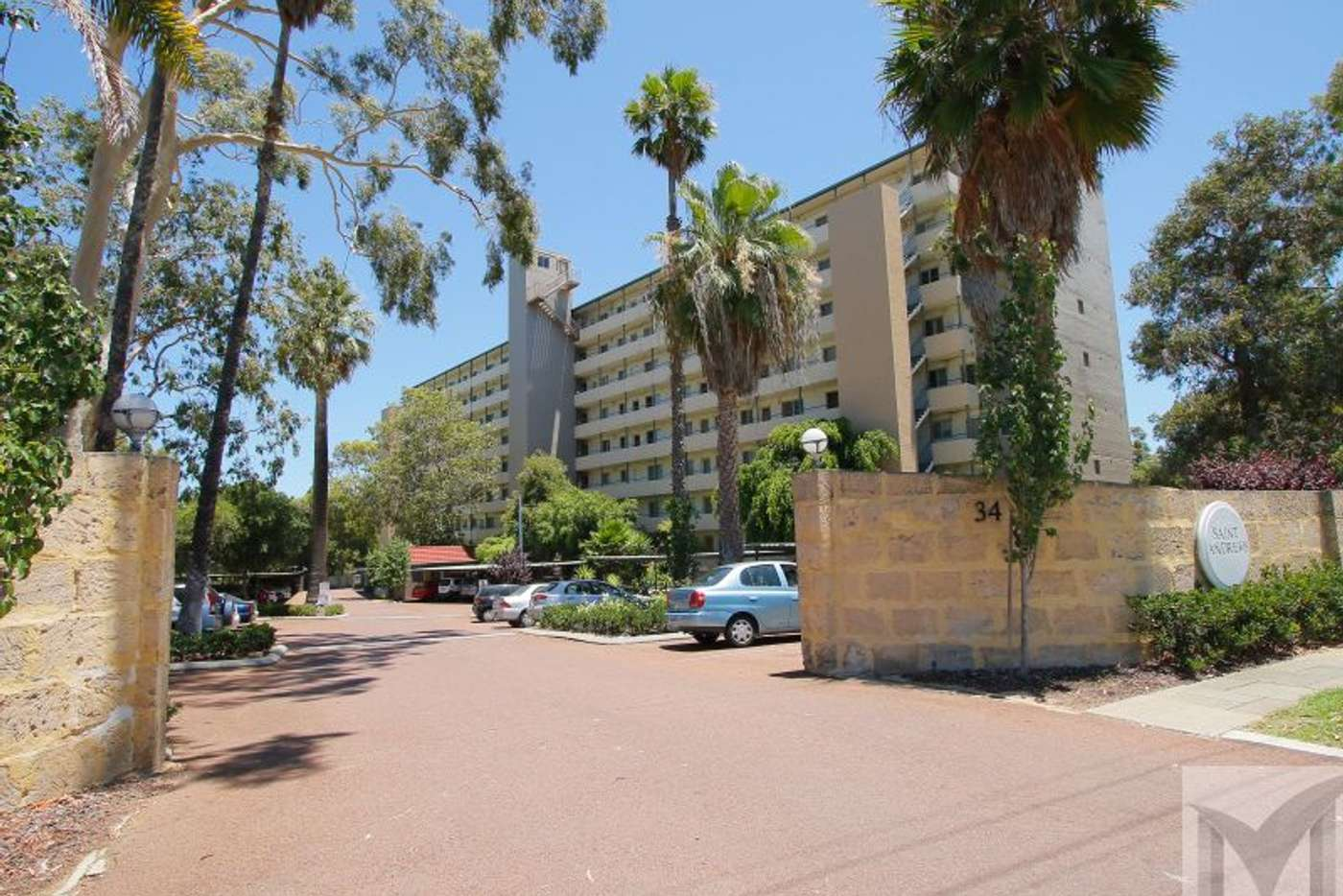 Main view of Homely apartment listing, 31/34 Davies Road, Claremont WA 6010