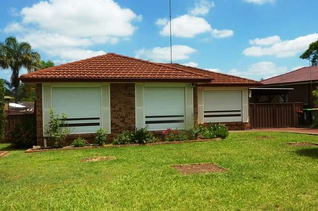 5 Shakespeare Drive, St Clair NSW 2759