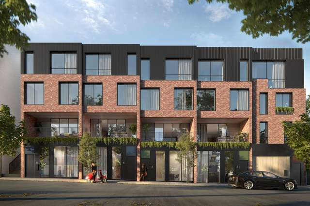 Townhaus at Rosslyn Street, West Melbourne VIC 3003