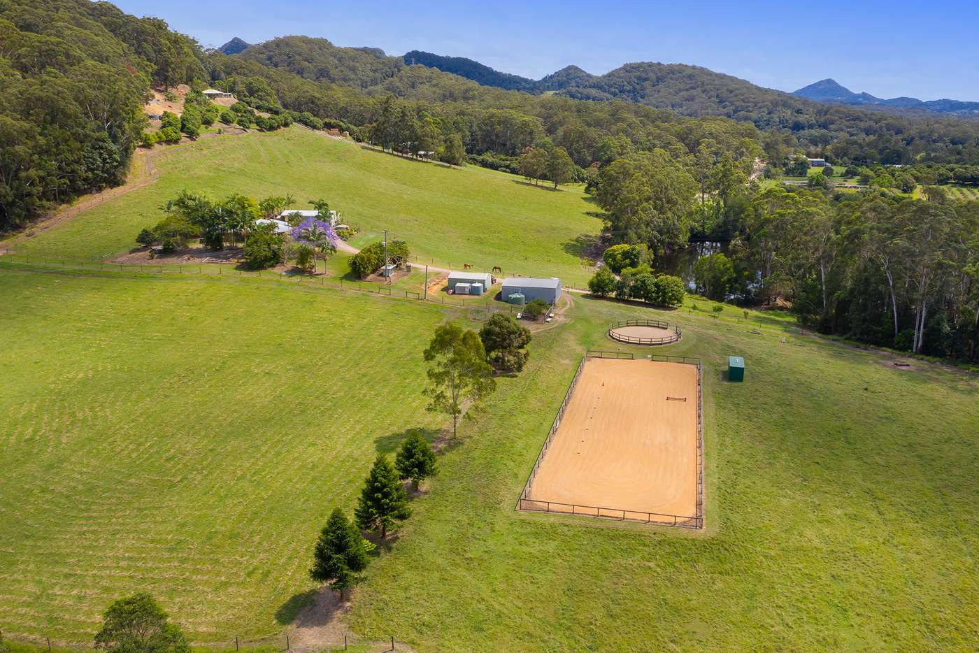 Main view of Homely acreageSemiRural listing, 70 Kromes Road, North Arm QLD 4561
