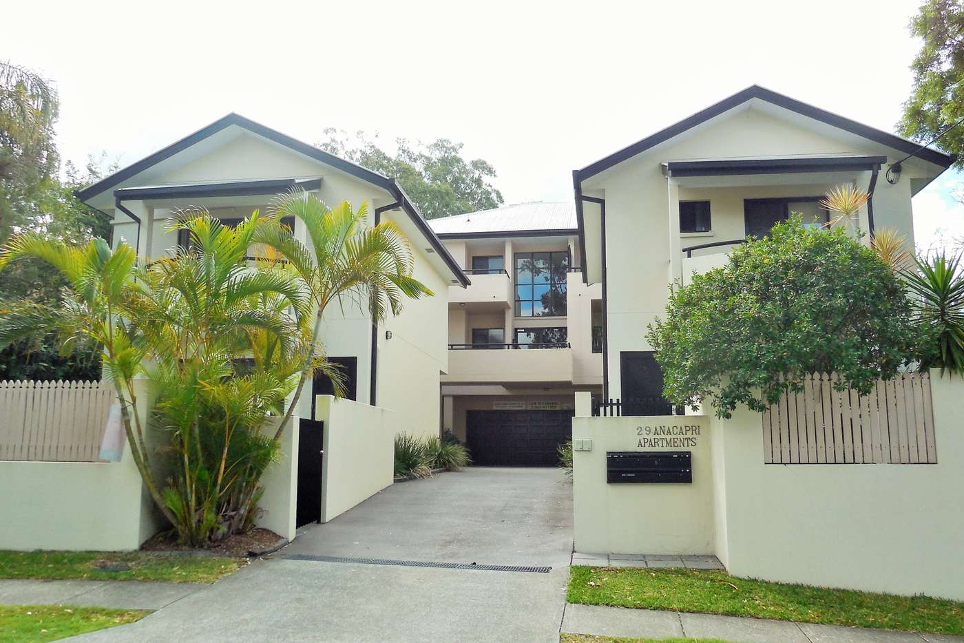 Main view of Homely unit listing, 6/29 Payne Street, Indooroopilly QLD 4068