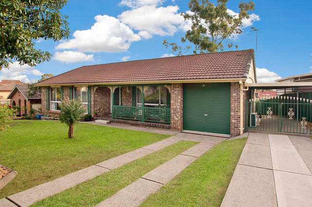 14 Harvey Circuit, St Clair NSW 2759