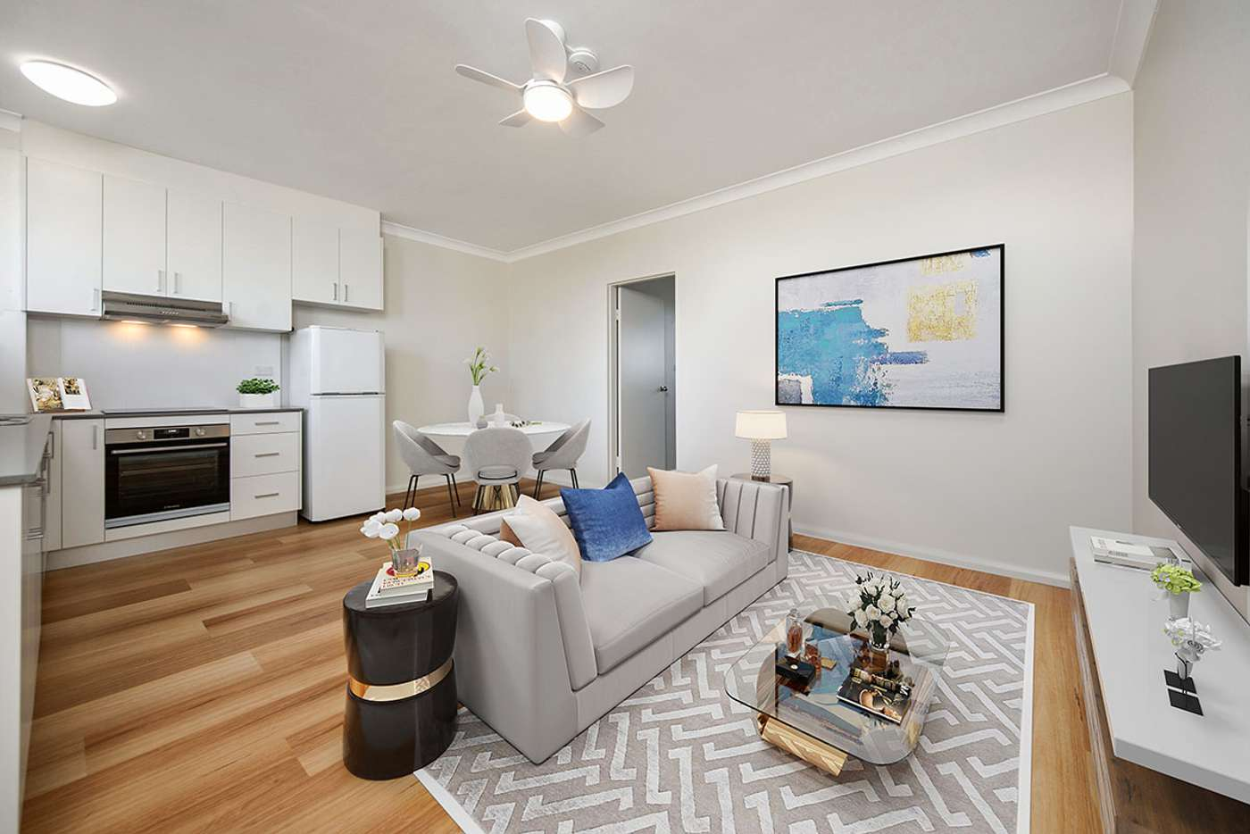 Main view of Homely apartment listing, 39/134-138 Redfern Street, Redfern NSW 2016