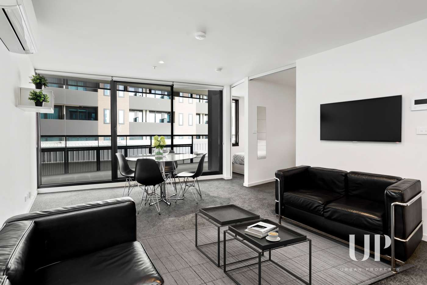 Main view of Homely apartment listing, 511/243 Franklin Street, Melbourne VIC 3000