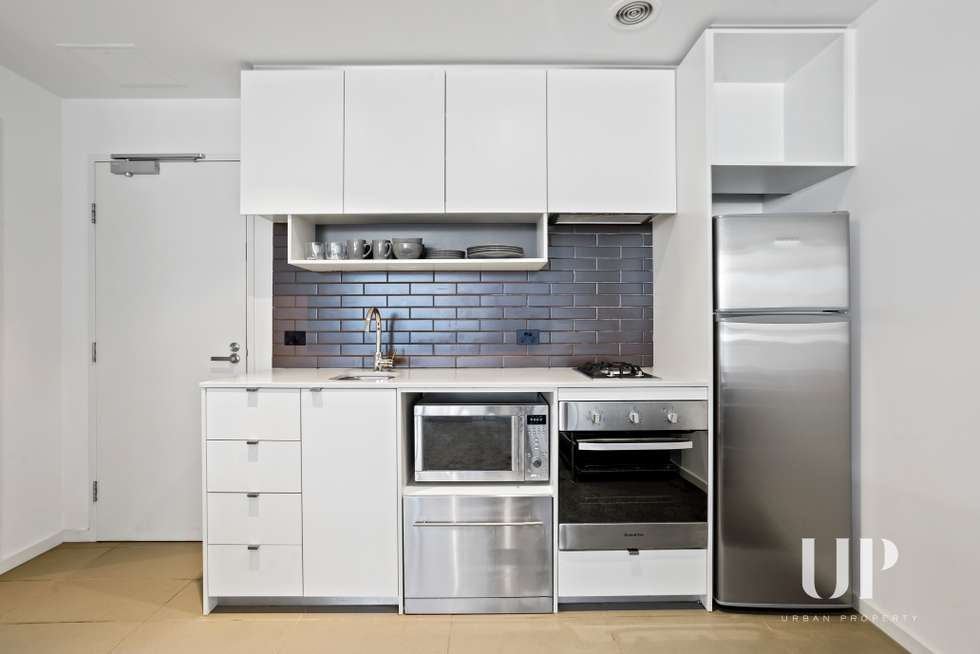 Second view of Homely apartment listing, 511/243 Franklin Street, Melbourne VIC 3000