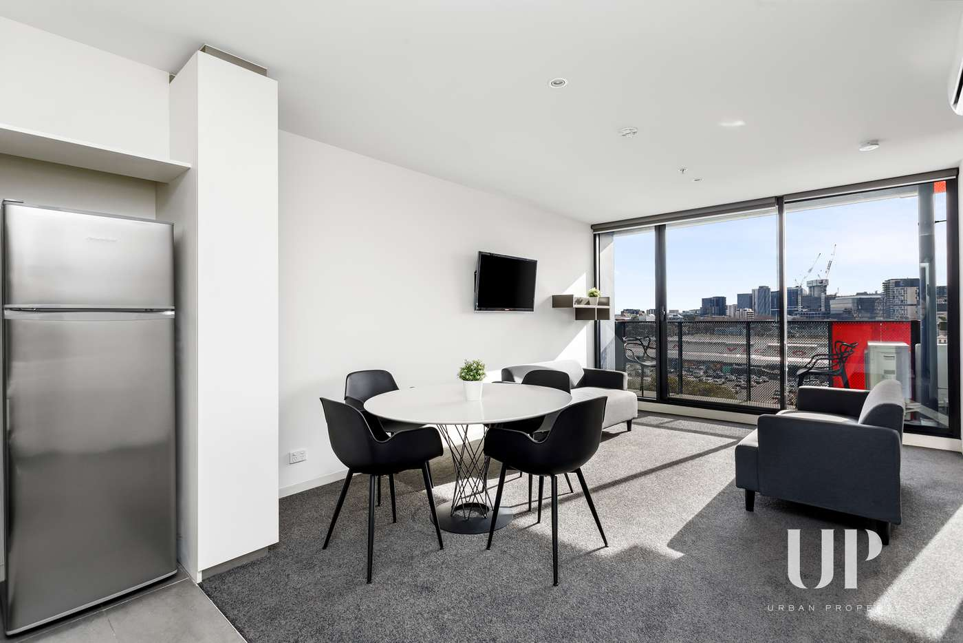Main view of Homely apartment listing, 604/253 Franklin Street, Melbourne VIC 3000