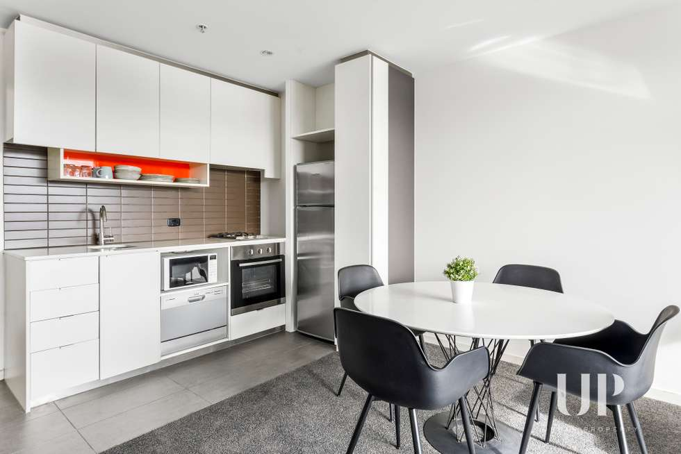 Second view of Homely apartment listing, 604/253 Franklin Street, Melbourne VIC 3000