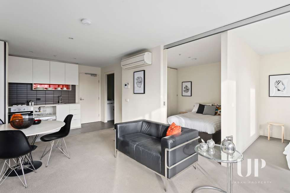 Second view of Homely apartment listing, 253 Franklin Street, Melbourne VIC 3000