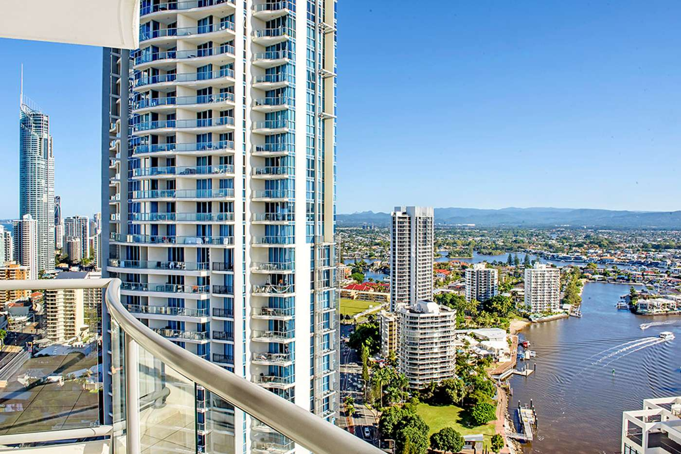 Main view of Homely apartment listing, 2296/23 Ferny Avenue, Surfers Paradise QLD 4217