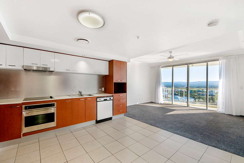 Third view of Homely apartment listing, 2296/23 Ferny Avenue, Surfers Paradise QLD 4217
