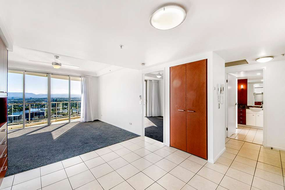 Fifth view of Homely apartment listing, 2296/23 Ferny Avenue, Surfers Paradise QLD 4217