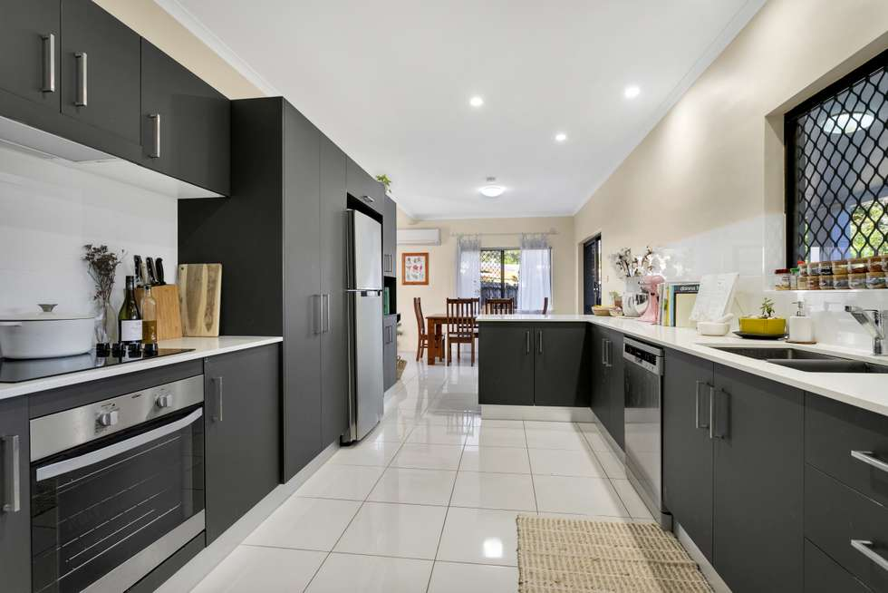 Second view of Homely house listing, 28 Andrea Close, Mooroobool QLD 4870