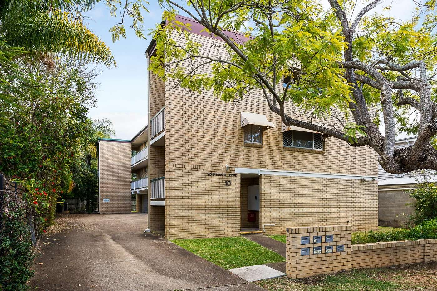 Main view of Homely unit listing, 5/10 Stuckey Road, Clayfield QLD 4011