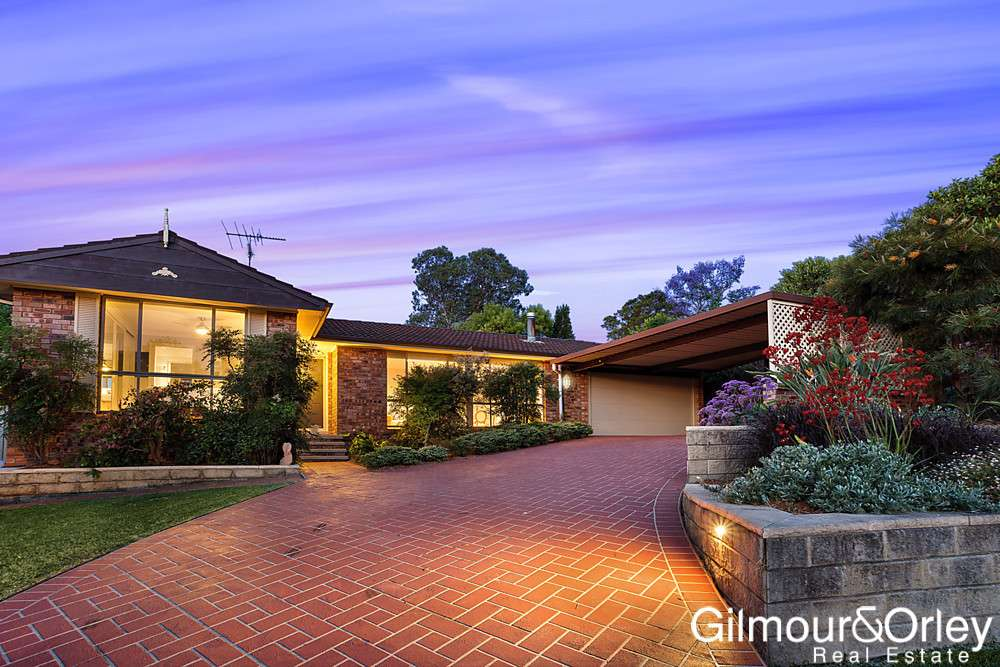 Main view of Homely house listing, 8 Harper Place, Kellyville, NSW 2155