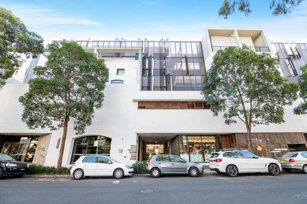 Fourth view of Homely apartment listing, 305/18 Danks Street, Waterloo NSW 2017