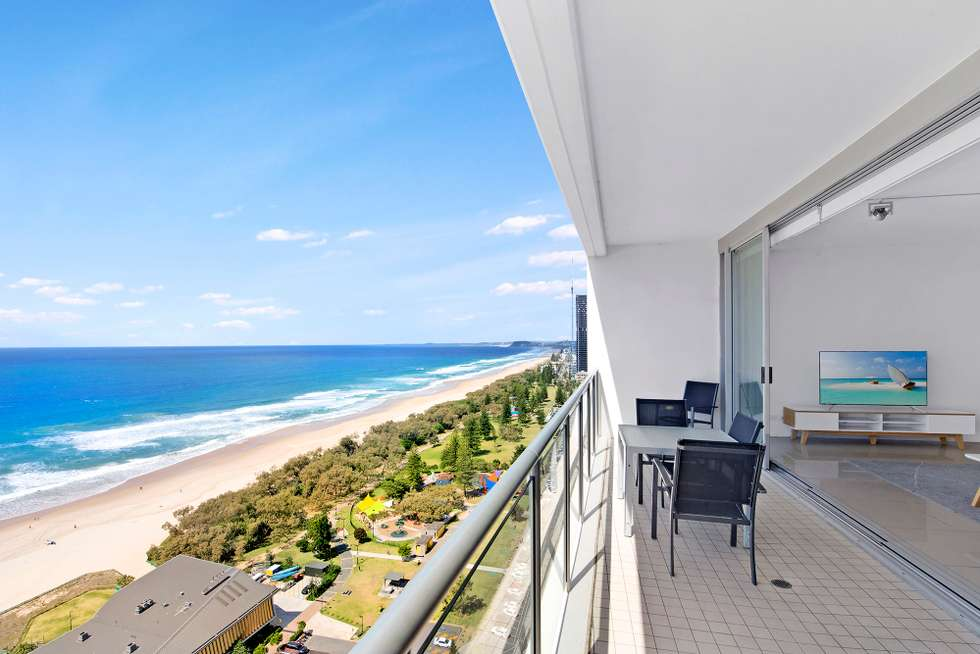 Third view of Homely apartment listing, 1904/159 Old Burleigh Road, Broadbeach QLD 4218