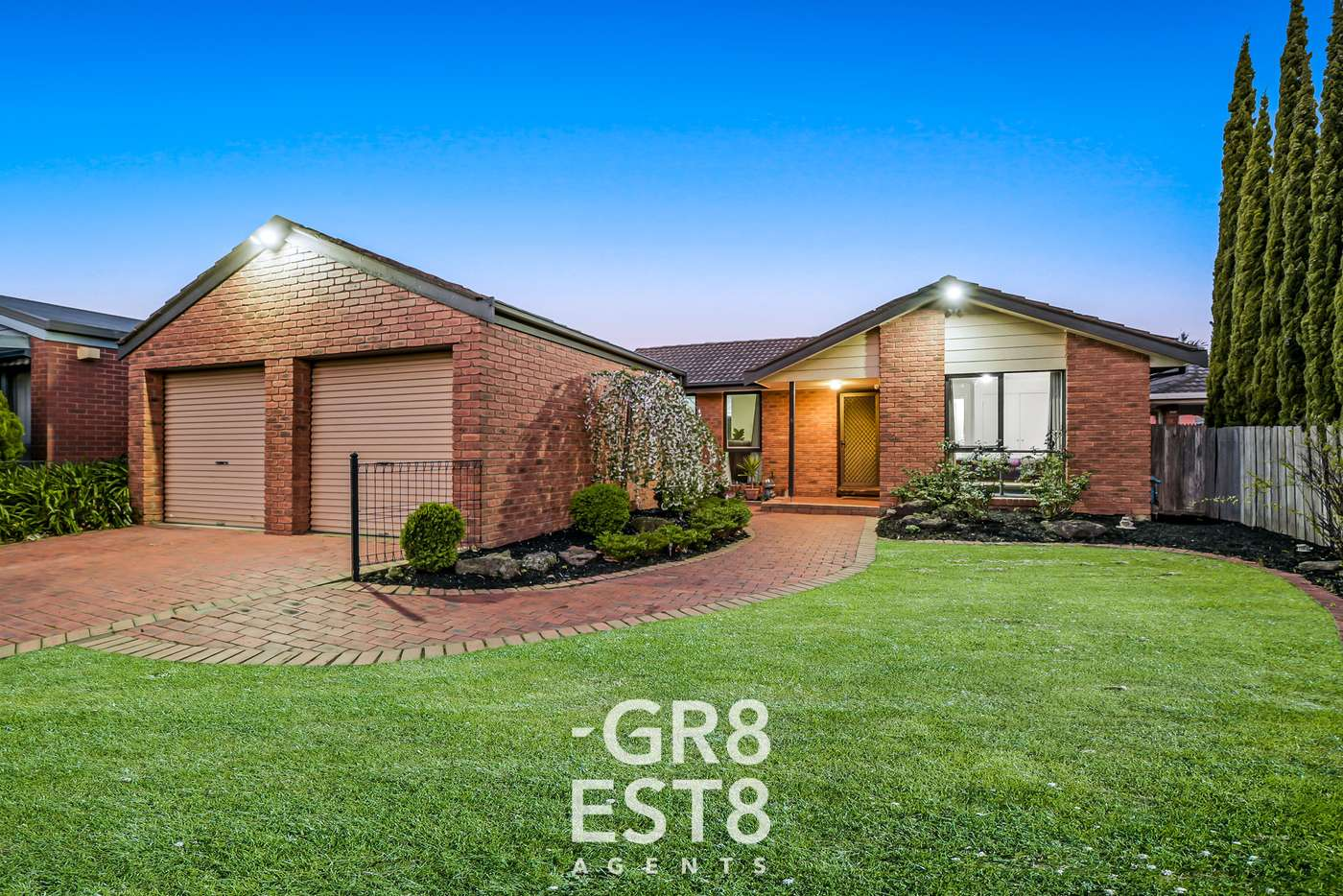 Main view of Homely house listing, 8 Argyle Court, Berwick VIC 3806