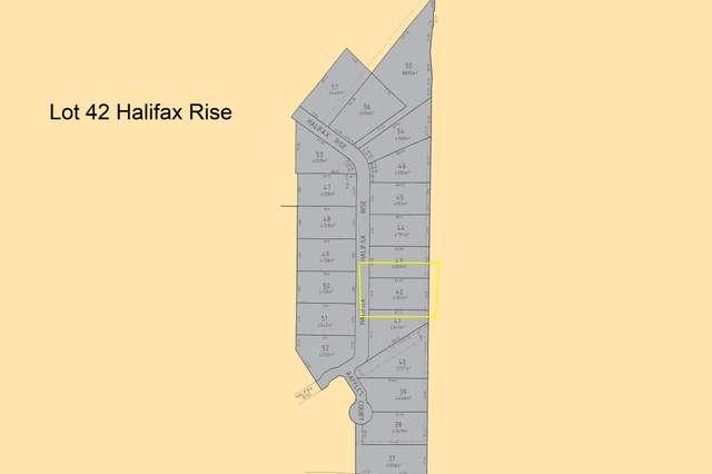 LOT 42 Halifax Rise, Tyers VIC 3844