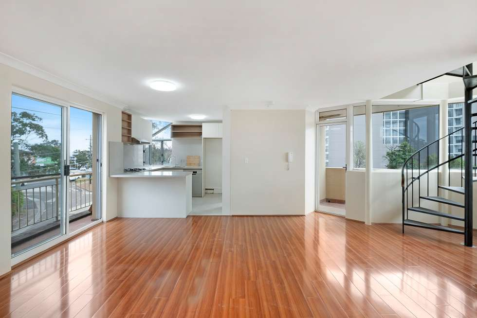 Second view of Homely apartment listing, 11/1 - 3 Lloyds Avenue, Carlingford NSW 2118