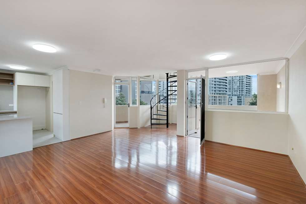 Third view of Homely apartment listing, 11/1 - 3 Lloyds Avenue, Carlingford NSW 2118