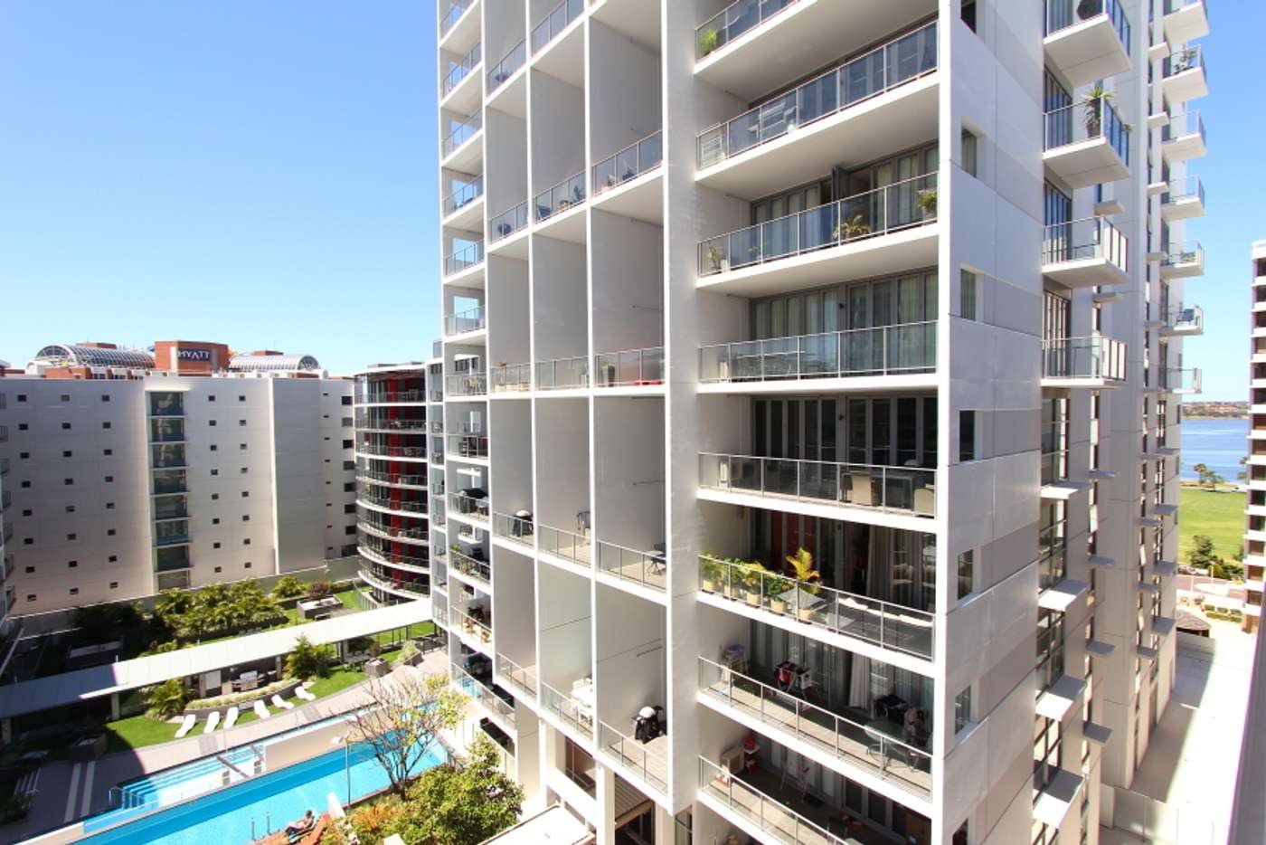 Main view of Homely apartment listing, 13/155 Adelaide Terrace, East Perth WA 6004