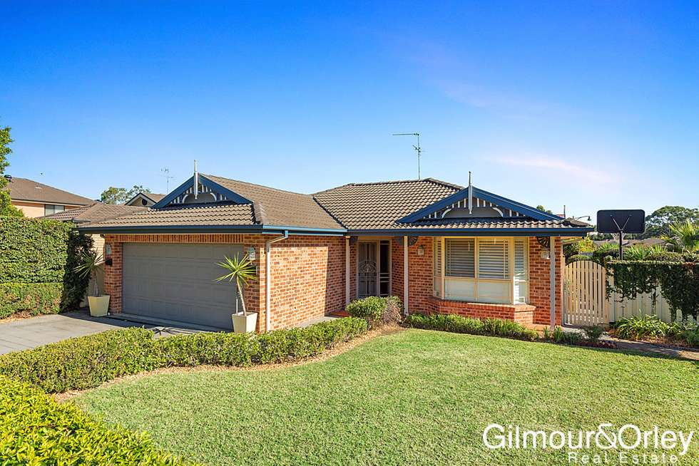 Second view of Homely house listing, 10 Lycett Avenue, Kellyville NSW 2155