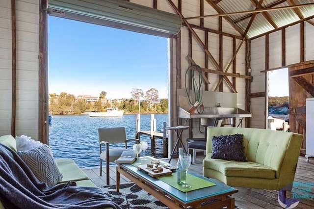 Boatshed Riverside Drive, Narooma NSW 2546