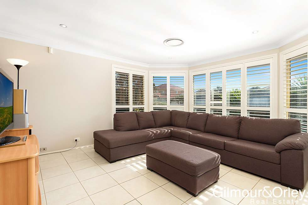 Fourth view of Homely house listing, 10 Lycett Avenue, Kellyville NSW 2155