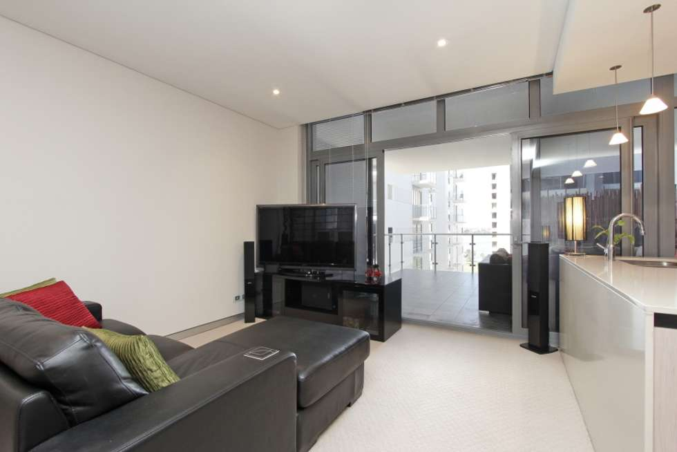 Fourth view of Homely apartment listing, 13/155 Adelaide Terrace, East Perth WA 6004