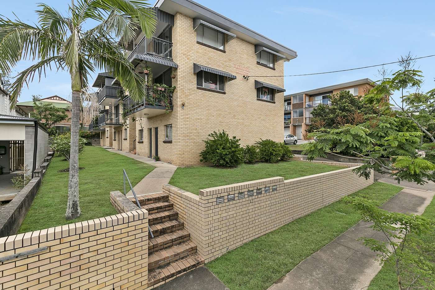 Main view of Homely unit listing, 5/12 Rialto Street, Coorparoo, QLD 4151