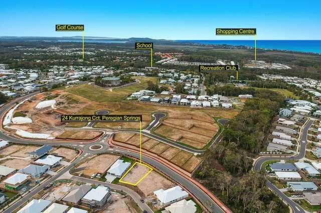 24 Kurrajong Circuit, Peregian Springs QLD 4573