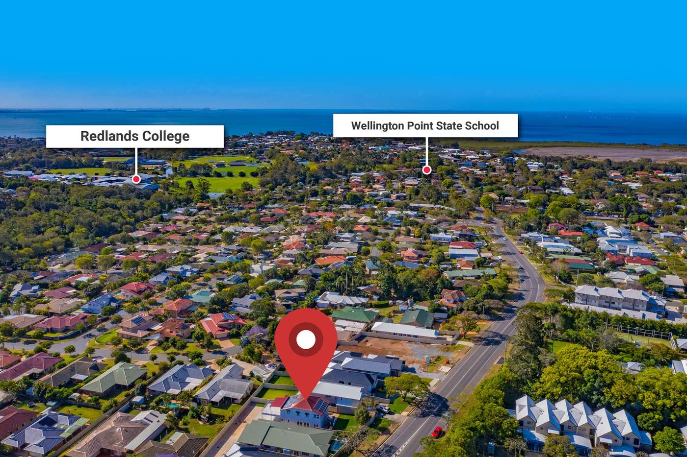 Main view of Homely house listing, 90 Marlborough Road, Wellington Point, QLD 4160