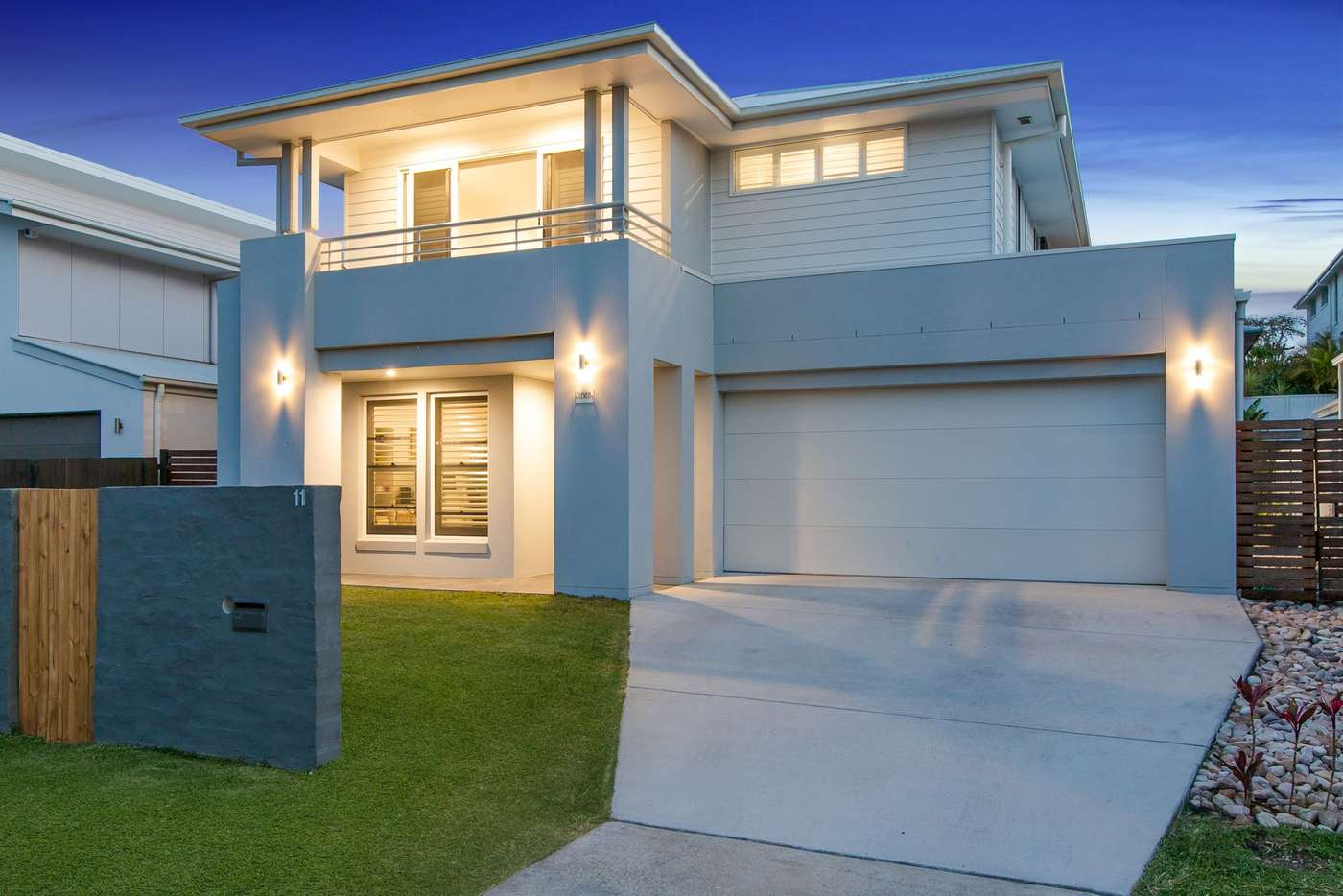 Main view of Homely house listing, 11 Seaside Close, Thorneside QLD 4158