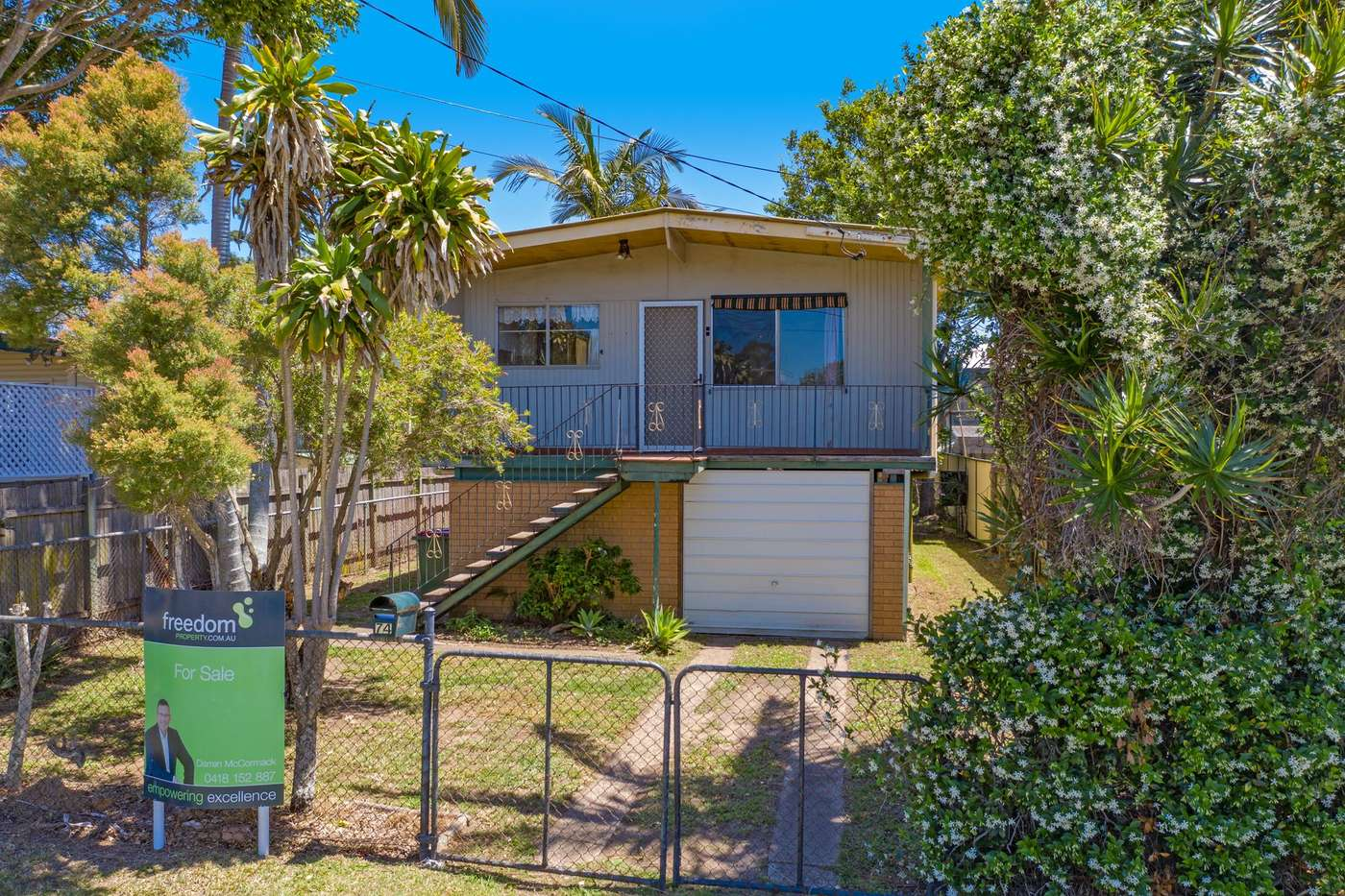 Main view of Homely house listing, 74 Thomas Street, Birkdale, QLD 4159