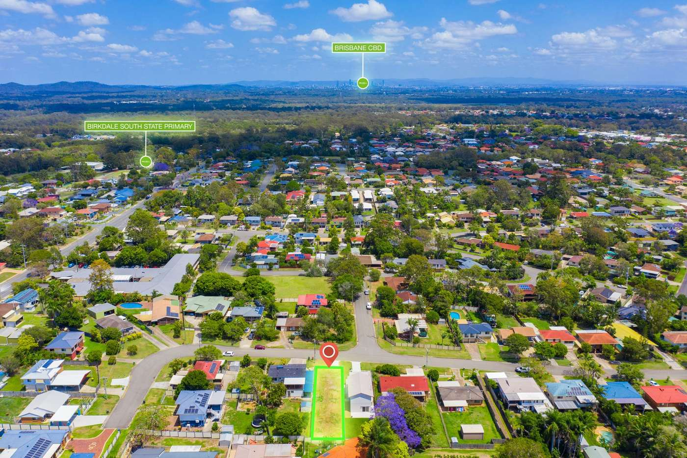 Sixth view of Homely residentialLand listing, 5 Parakeet Street, Birkdale QLD 4159