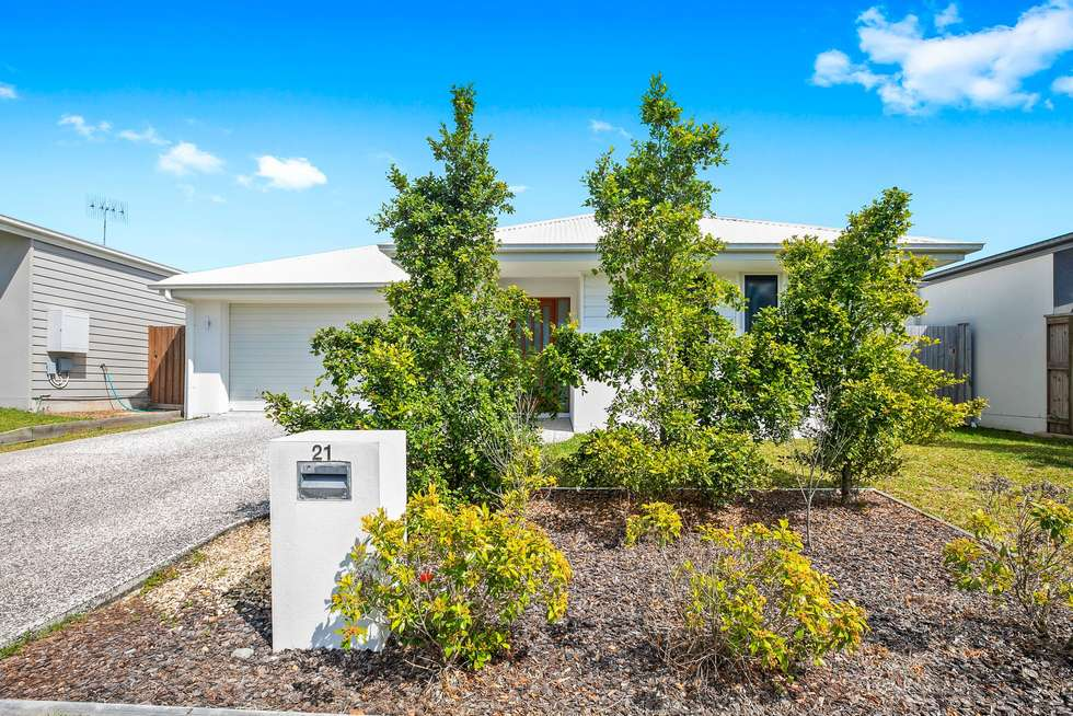 Second view of Homely house listing, 21 Montego Way, Peregian Springs QLD 4573