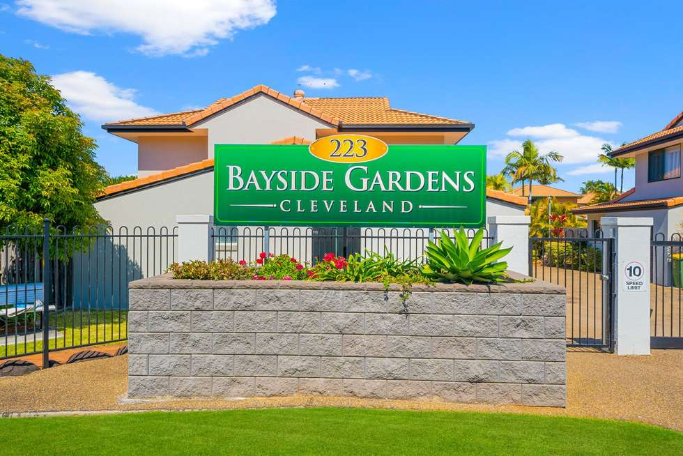 Second view of Homely townhouse listing, 40/223 Middle Street, Cleveland QLD 4163